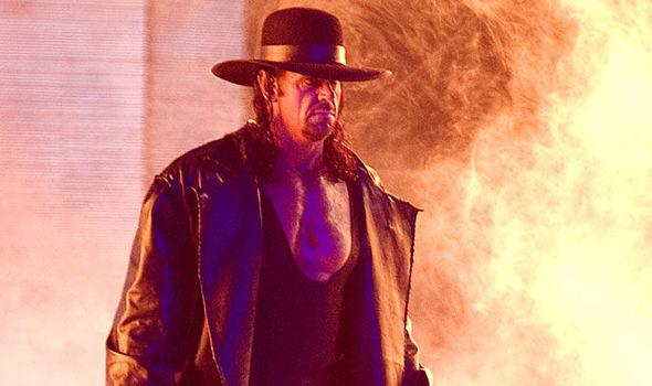 Undertaker destroyed John Cena at WrestleMania 34