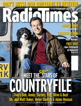 The latest issue of Radio Times is out now