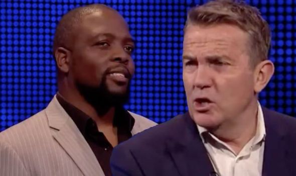 The Chase: Bradley Walsh hits out at contestant after James Bond blunder 1192670 1