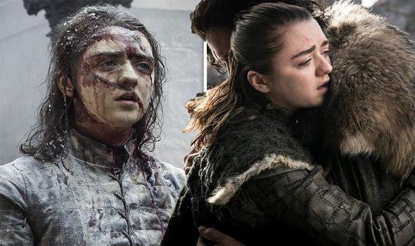 Sport of Thrones: Arya Stark will not die west of Westeros – her destiny revealed in massive clue 1192713 1