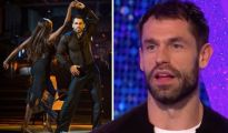 Strictly Come Dancing: 'It is a household present' Kelvin Fletcher scolded after steamy Rumba 1192751 1