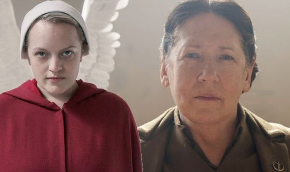 The Handmaid's Story season four: June to change into a Pearl Lady in escape try? 1202634 1