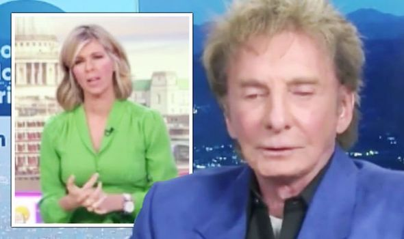 Good Morning Britain interview with Barry Manilow savaged by viewers: 'Absolute automobile crash'