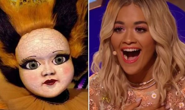 The Masked Singer UK choose Rita Ora drops bombshell slip-up over season 2