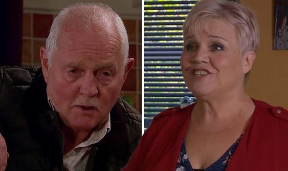 Emmerdale spoilers: Brenda Walker's exit 'sealed' after Eric points warning