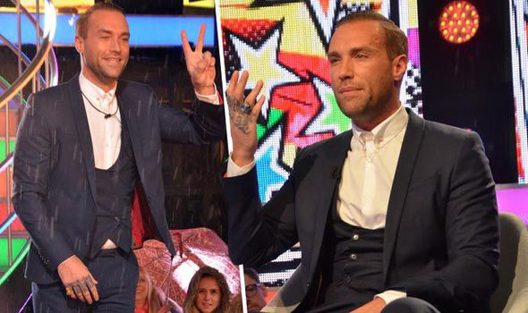 Calum Best evicted from CBB