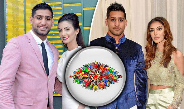 Celebrity Big Brother 2017 Amir Khan's wife Faryal Makhdoom CONFIRMS 'talks' with bosses