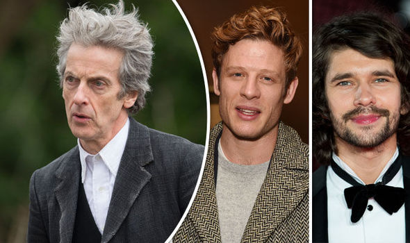 Will James Norton or Ben Whishaw replace Capaldi?