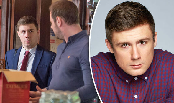 EastEnders spoiler Will Lee Carter ATTACK Mick over Whitney's hospital kiss?