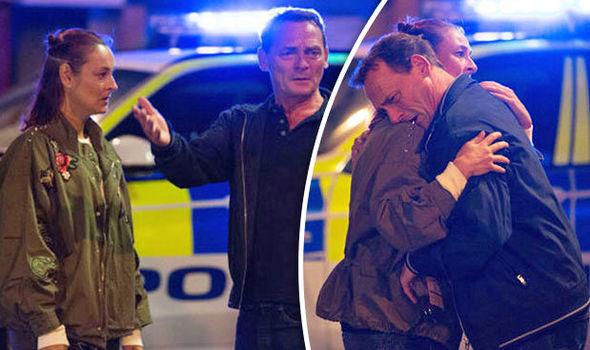EastEnders spoilers Tina Carter and Billy Mitchell in shock affair as Janet left for dead