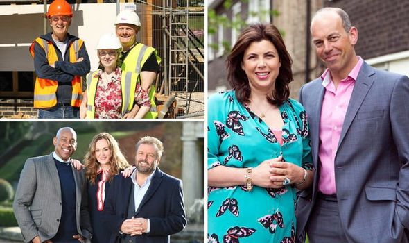 Property And Diy Shows The Best Home Improvement Shows To Watch This Bank Holiday Tv Radio Showbiz Tv Express Co Uk