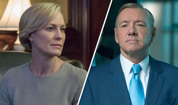 House of Cards: Frank and Claire Underwood