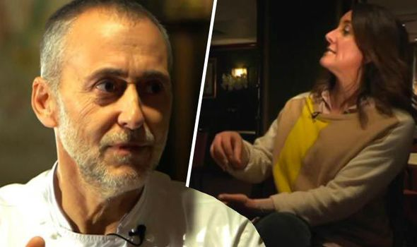 Michel Roux Jr. defends not paying staff tips on The One Show