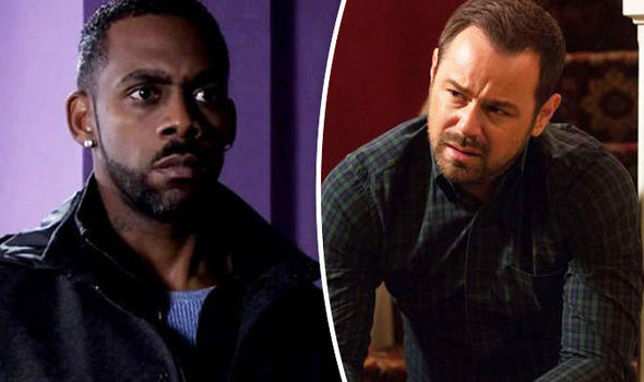 Richard Blackwood Danny Dyer