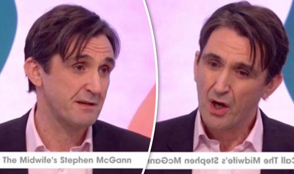 Stephen McGann