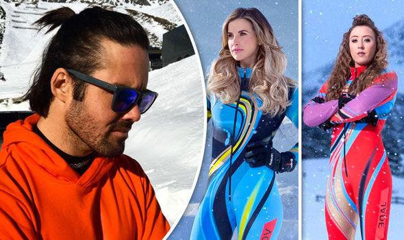 The Jump Spencer Matthews Vogue Williams