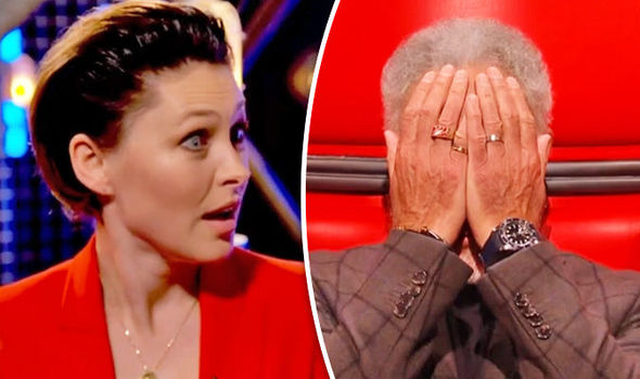 The Voice UK 2017 Judges BREAK show rules as they bring singer back