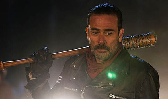 The Walking Dead's Negan