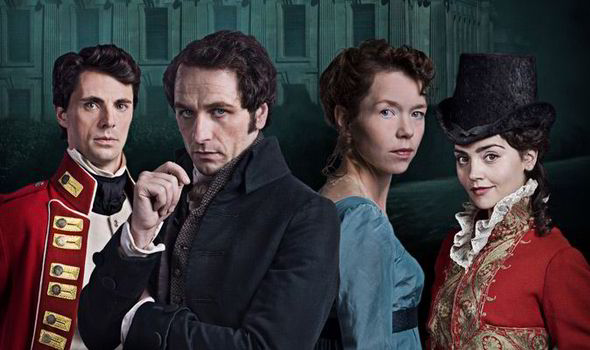 Matthew Rhys plays Mr Darcy in BBC 039 s new TV film Death Comes To Pemberley