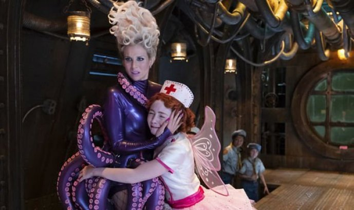Image result for a series of unfortunate events season 3