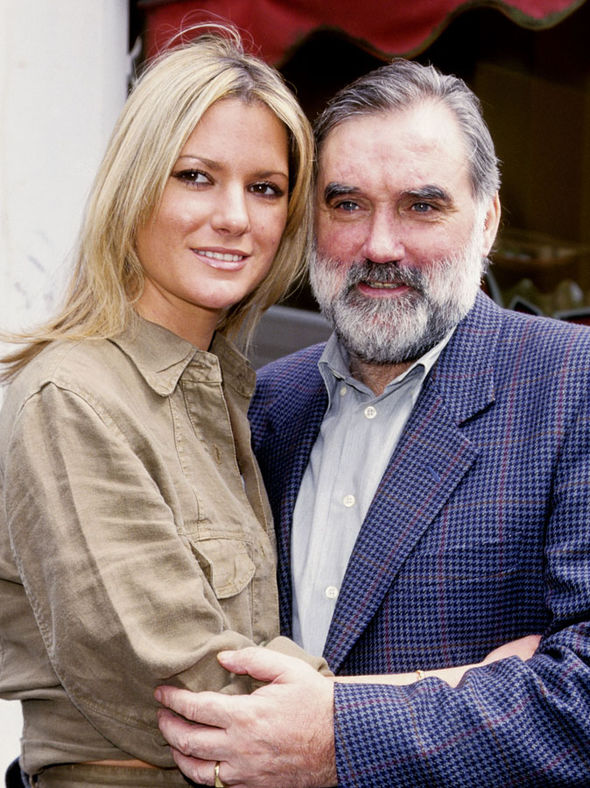 Alex and George Best were married for nearly a decade