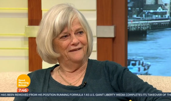 Ann Widdecombe Good Morning Britain
