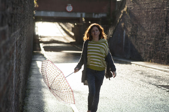 Anna Friel plays harassed single mother Christina Fitzsimmons who is after her mother's pension