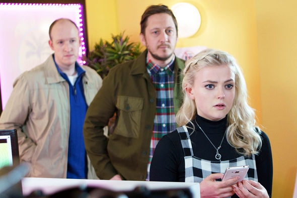 Bethany Platt has been used as part of a sex-ring plo