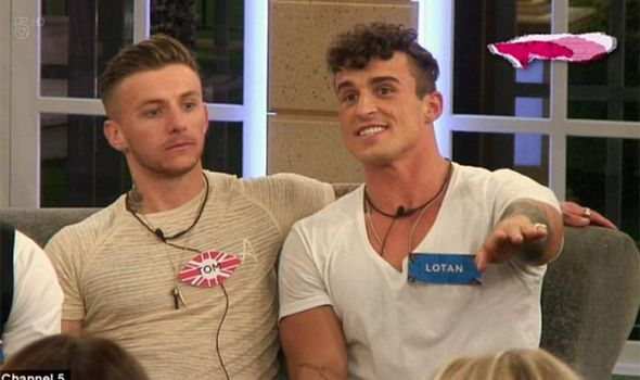 Lotan and Tom discuss joining Big Brother during the launch