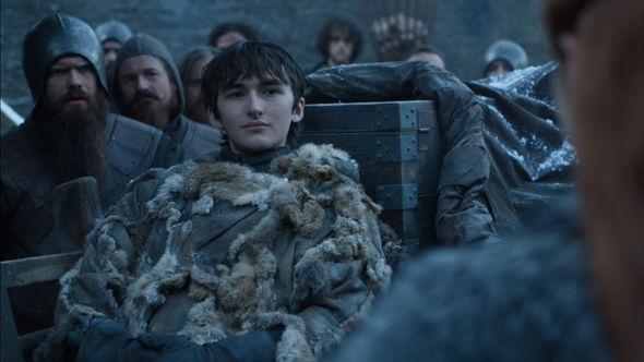 Bran Stark finally arrived in Winterfell
