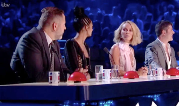 Ned Woodman savaged the Britain's Got Talent judges
