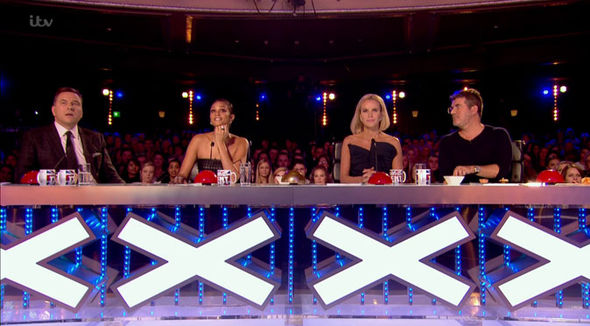 Britain's Got Talent live final vote judges