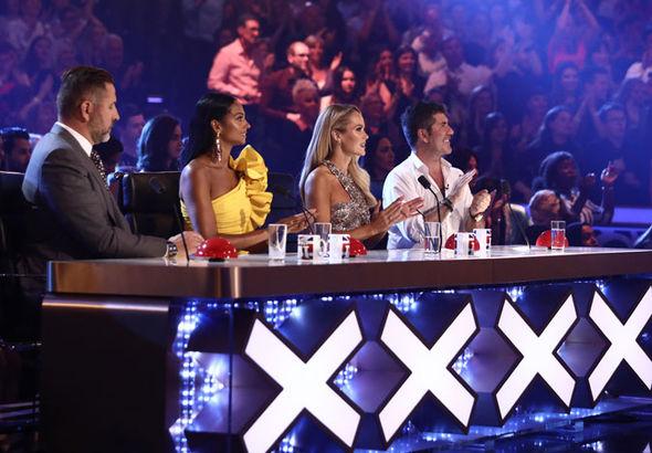 Britain's Got Talent panel