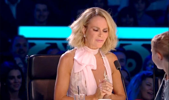 Amanda Holden gets savaged again on Britain's Got Talent