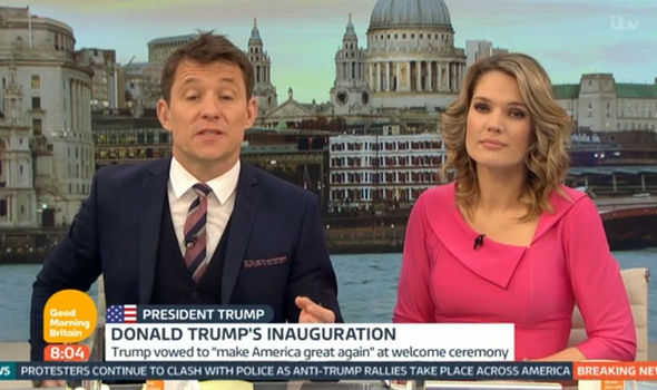 Good Morning Britain star Charlotte Hawkins was banned from meeting some guests