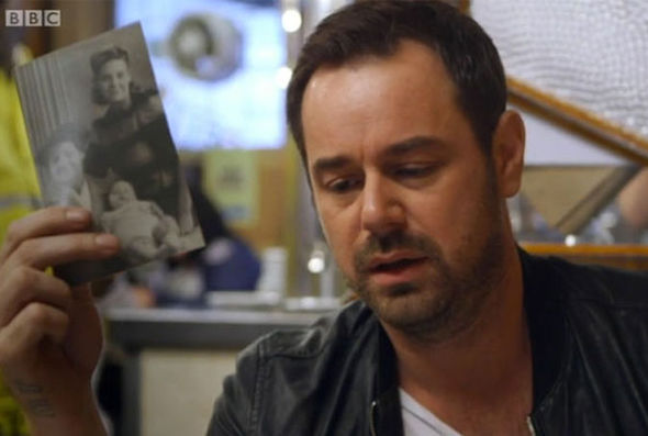Danny Dyer on Who Do You Think You Are