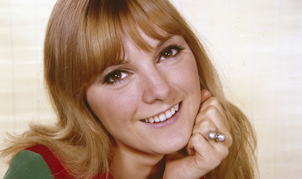 Doctor Who star Anneke Wills played Polly