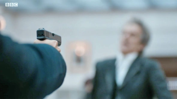 Doctor Who spoiler Does Bill shoot and kill the Doctor?