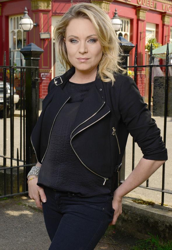 EastEnders Rita Simons Roxy Mitchell death BBC