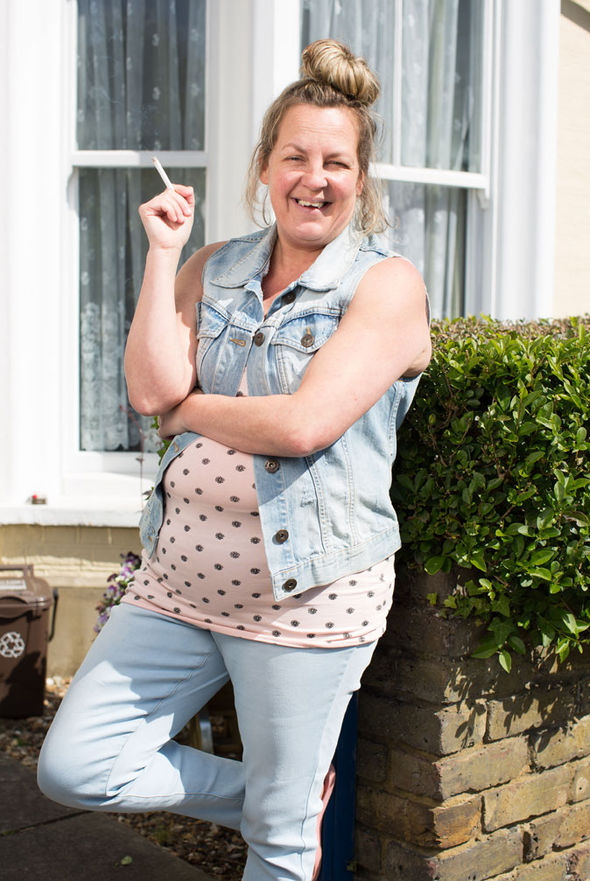 EastEnders new family Karen Taylor