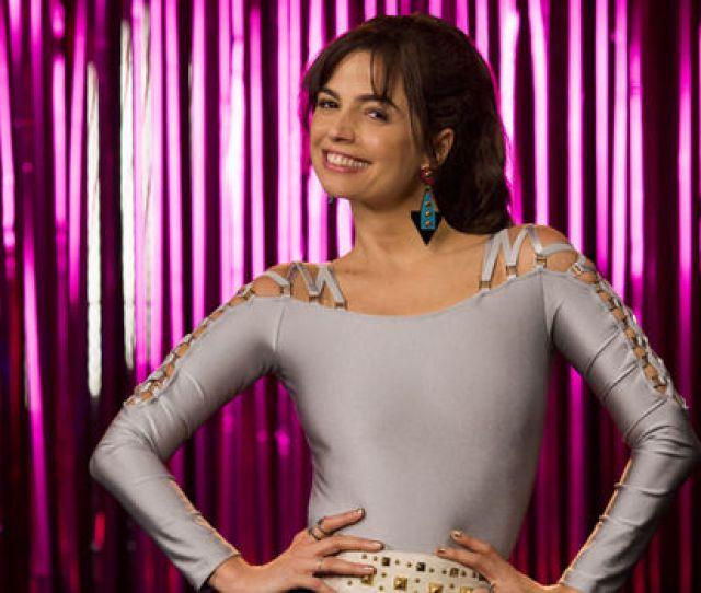 Emanuelle Araujo As The Lead In Samantha On Netflix