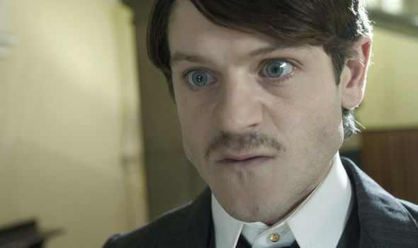 Game of Thrones star Iwan Rheon is playing Hitler