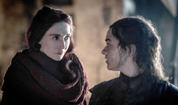Game of Thrones season 8: Melisandre managed to evade the White Walkers