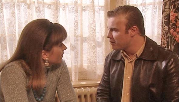 Gary Barlow in ITV's Heartbeat