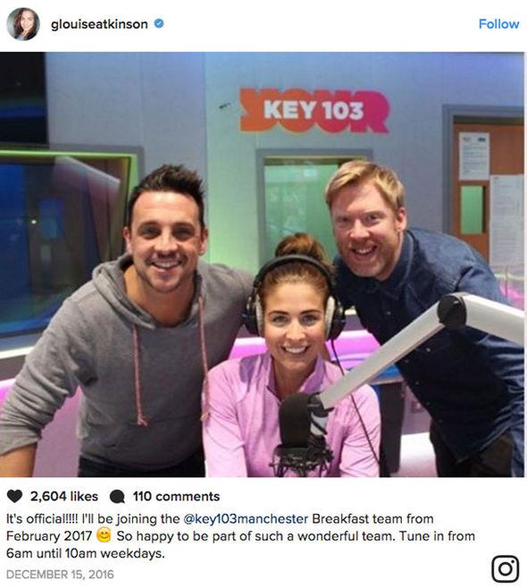 Gemma Atkinson on her new radio show