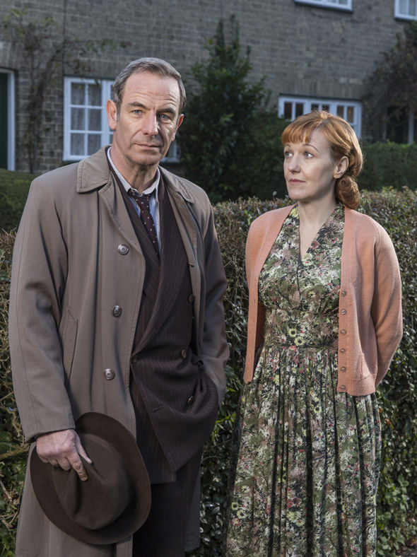Robson Green has spoken about the future of Grantchester