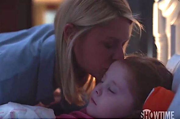 Homeland season 6: Carrie and her daughter Frannie
