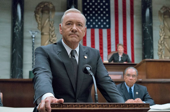 House of Cards Kevin Spacey spin off allegations