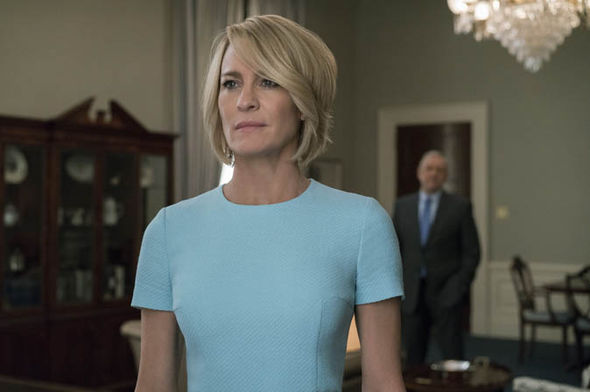 House of Cards season 5: Claire Underwood