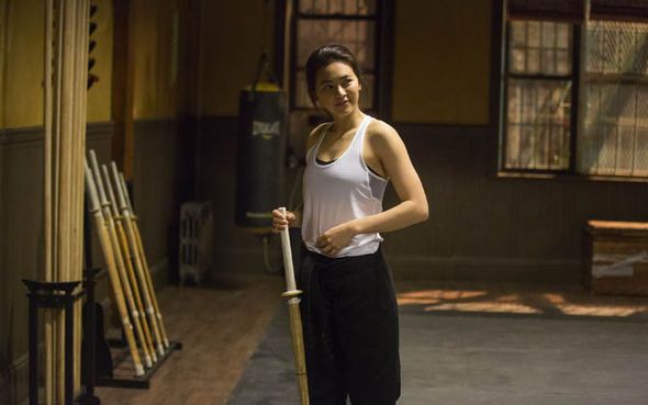 Iron Fist: Jessica Henwick as Colleen Wing